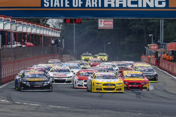 Nascar GP of Belgium Zolder Entry List