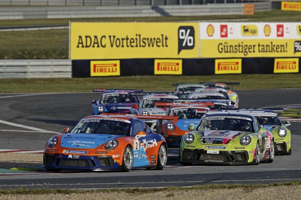 Porsche Carrera Cup Deutschland will continue to line up under ADAC GT Masters banner