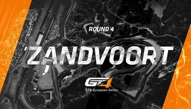 Second half of the GT4 European Series season starts at Zandvoort -livestream, entry list