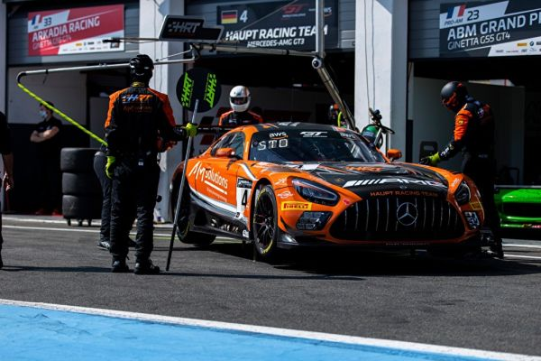 Haupt Racing Team miss GT World Challenge in Zandvoort due to C-19 guidelines