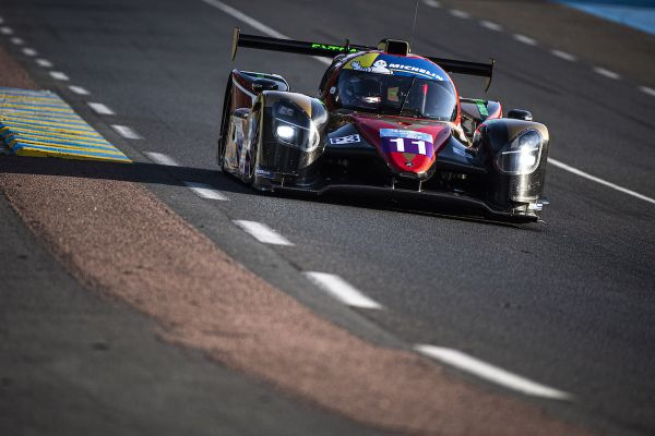 More points for Racing Experience with P8 at Le Mans