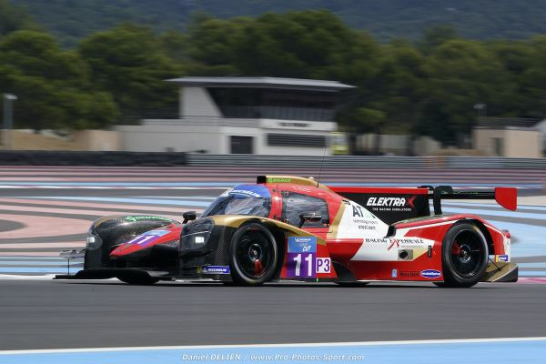 Racing Experience - Early penalty brings frustration on return to Le Castellet