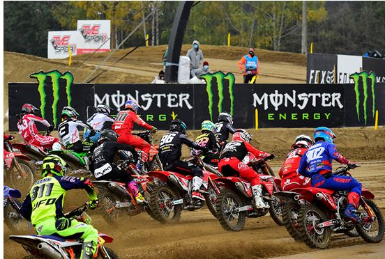 How to watch the MXGP of Limburg, tomorrow and Wednesday
