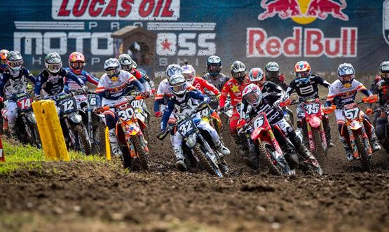Lucas Oil Pro Motocross Championship Highlights: Guaranteed Rate Ironman National, video -results