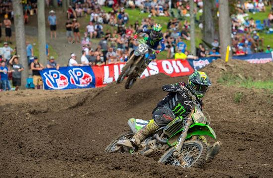 Lucas Oil Pro Motocross Championship Highlights: Guaranteed Rate Ironman National, video -results - automobilsport.com
