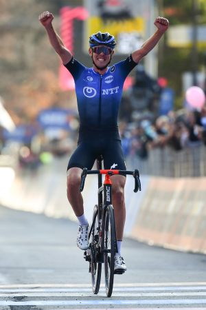 NTT Pro Cycling's O'Connor storms to sensational Giro d'Italia victory