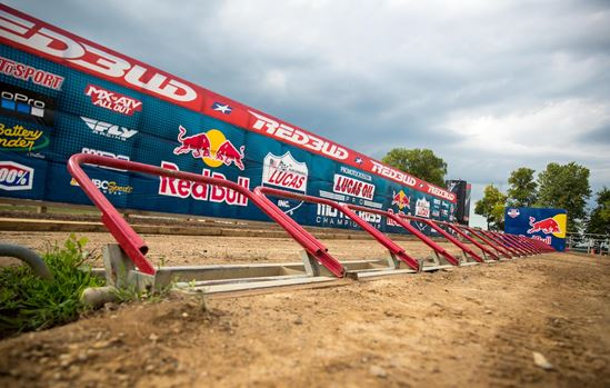 Lucas Oil Pro Motocross Championship Results: Circle K RedBud I National review