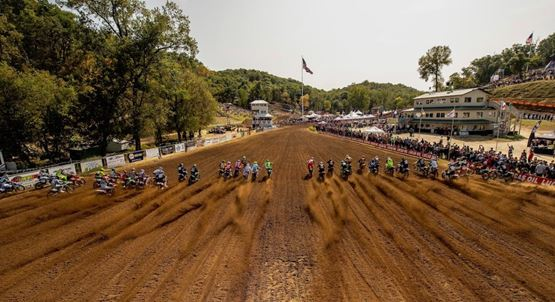 Lucas Oil Pro Motocross Championship Results: Thor Spring Creek National