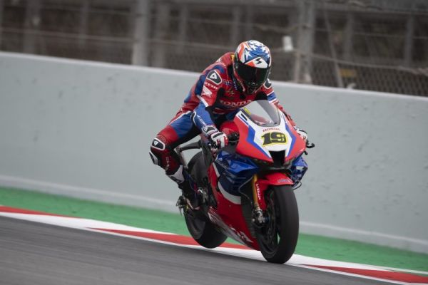 A positive day one for Bautista in Catalunya, Haslam focuses on setup