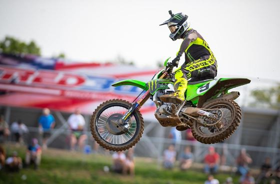 Lucas Oil Pro Motocross Championship Highlights: Circle K RedBud II National - video, standings