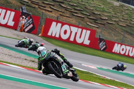 Ieraci fastest in WorldSSP300 after Barcelona Friday running