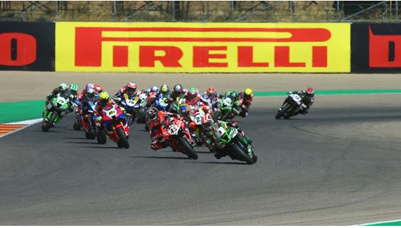 #EstorilWorldSBK - Pirelli announced as Event Main Sponsor for the Estoril Round