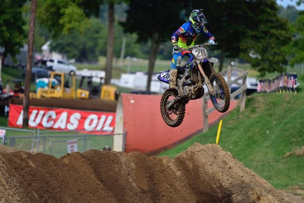 Tickle, Barcia Finish Inside the Top 10 at RedBud II - full results,standings