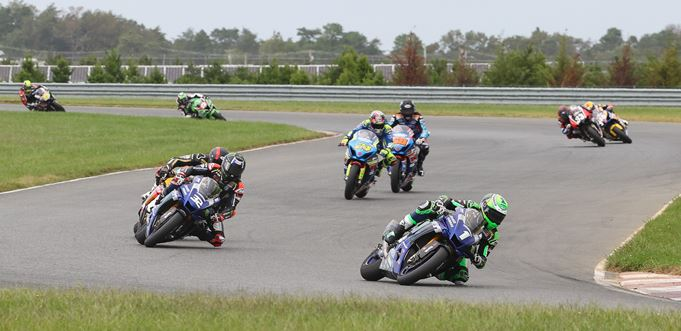 Beaubier, Gagne Finish 1-2 in Race Two at New Jersey Motorsports Park, full results, standings
