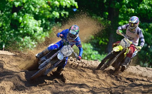 Barcia Rallies for Final Podium Spot at RedBud National