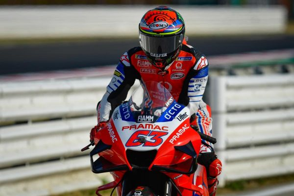 MotoGP Emilia Romagna GP Practice 3 classification - Francesco Bagnaia fastest, VIDEOPASS