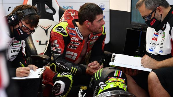 MotoGP Portugal GP Warm Up classification - LCR Honda duo Crutchlow and Nakagami fastest, videopass
