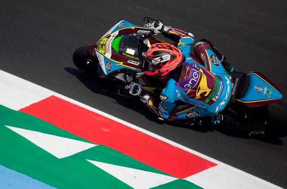 Mike Di Meglio feeling competitive ahead of second Misano fight