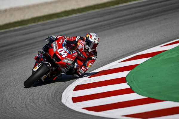 Catalunya GP at Montmeló: Andrea Dovizioso ends the first two free practice sessions in 15th position