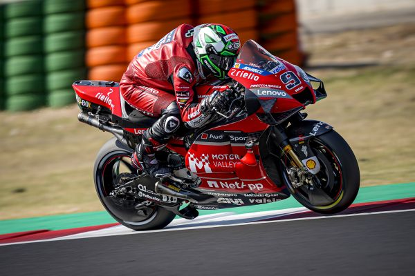 Ducati Team  Emilia Romagna GP Misano free practices review