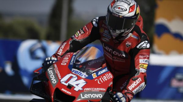Rider, team and constructor standings after Misano MotoGP rounds