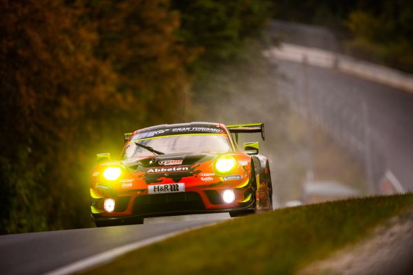 Disappointing final qualifying for Porsche at the Nürburgring
