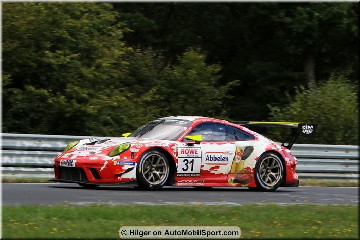 Frikadelli Racing with modified driver line-up at the 24h Nürburgring race