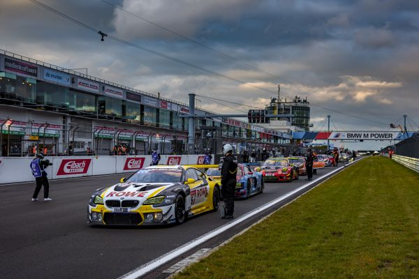 Good qualifying for the BMW M6 GT3 on the Nordschleife: ROWE Racing and BMW Team Schnitzer start from the third row.