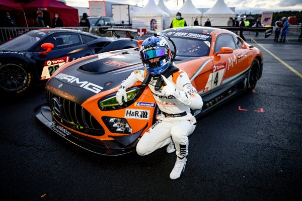 Haupt Racing Team takes pole position for 24h Nürburgring