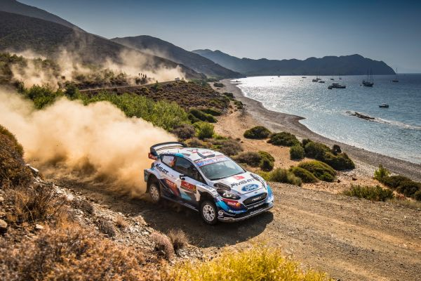 M-Sport Ford World Rally Team's Gus Greensmith secures career best in Turkey