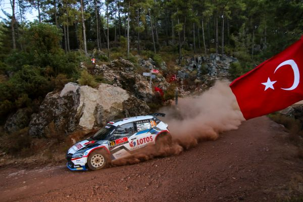 Rally Turkey 2020: Kajetanowicz and Szczepaniak in second position! WRC3 results