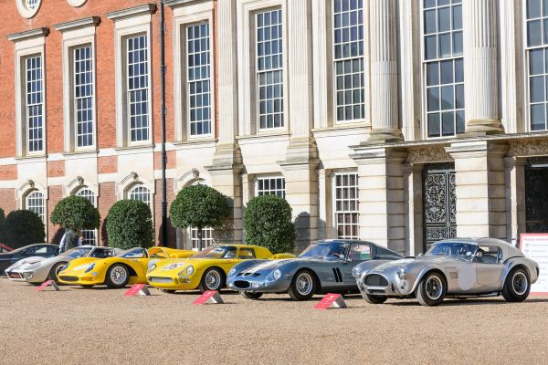 Tickets on sale for exceptional tenth Concours of Elegance