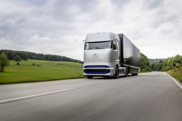 H2Accelerate- new collaboration for zero emission hydrogen trucking at mass-market scale