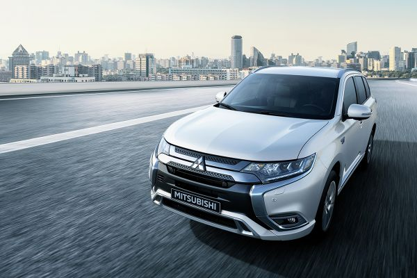Mitsubishi Outlander PHEV became Europe's best-selling Plug-in-Hybrid SUV in 2020
