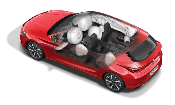 All-new SEAT Leon achieves five-star rating in the new and stricter Euro NCAP safety test
