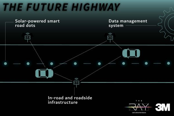 The Ray and 3M advance transportation safety and Vision Zero through innovative partnership