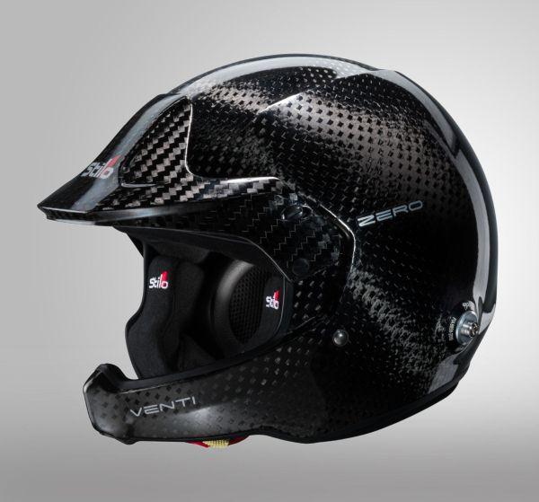 Stilo WRC Zero helmet