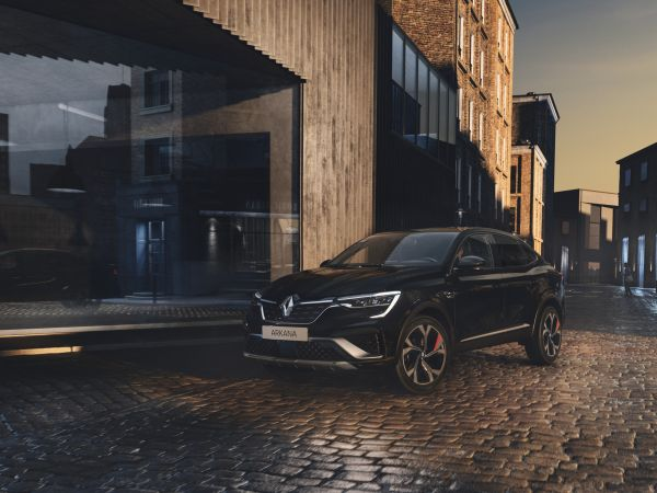 All-new Renault Arkana scores maximum five stars in Euro NCAP safety tests