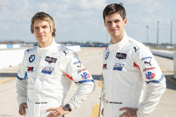 BMW driver quotes ahead of the 24h Daytona race