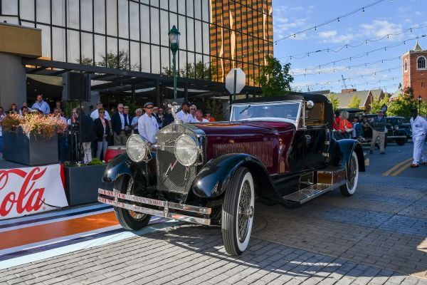 Remembering the 2019 Chattanooga Motorcar Festival Concours d'Elegance Winners as Festival Gears Up for 2021 Return