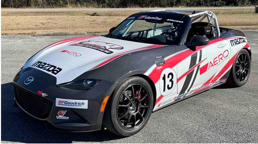 MMR announces lineup for 2021 Mazda MX-5 Cup season