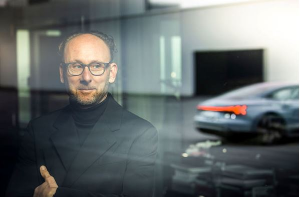 Interview with the Head of Audi Design in the run-up to the presentation of the e-tron GT