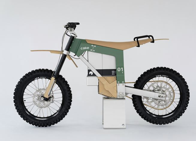 KALK AP : A solar-powered electric motorbike to help anti-poaching units protect Africa's endangered wildlife, with video