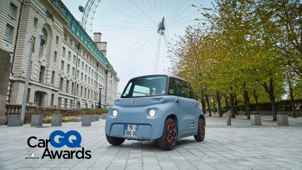 Citroën AMI wins 'Microcar of the Year' in GQ Car Awards
