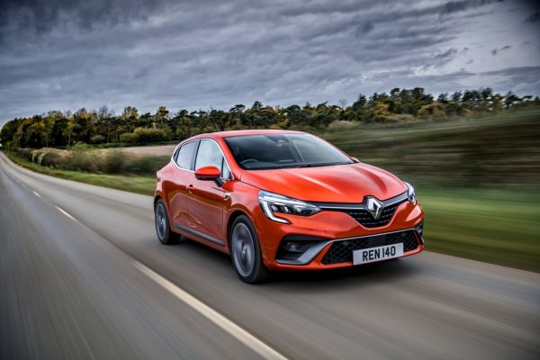 The Renault Clio is named Car of the Year at the FirstCar Awards 2021