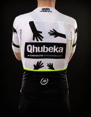 Africa's first ever Union Cycliste Internationale (UCI) World Tour team, Team Qhubeka ASSOS, unveils iconic 2021 race jersey