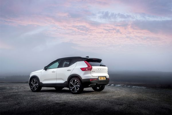 Volvo XC40 crowned Family SUV of the Year for a third time in What Car? Car of the Year Awards
