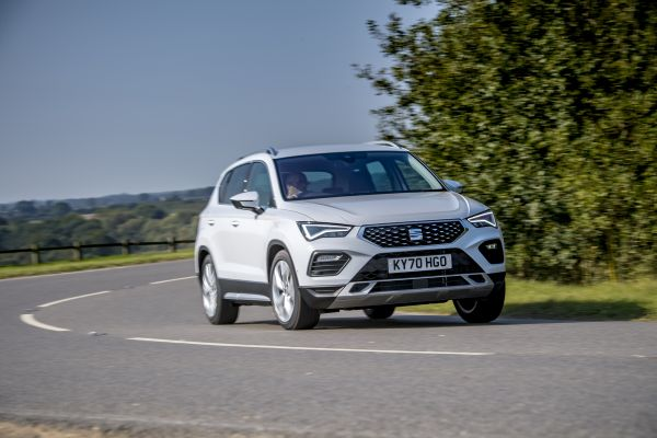 SEAT Ateca scoops another award as Car Dealer's Used SUV of the Year