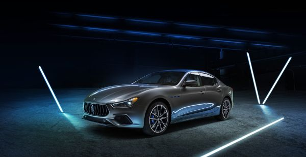 Maserati Ghibli tops BEST CARS 2021 in Germany