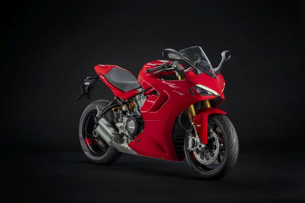 Production of the new Ducati SuperSport 950 gets underway in Borgo Panigale